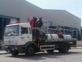 Transportes mercancías Mallorca